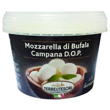 Terre & tesori mozzarella bufala
