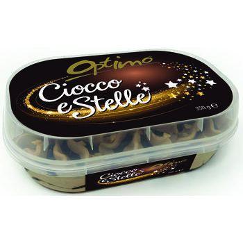 Vaschetta gelato ciocco stelle