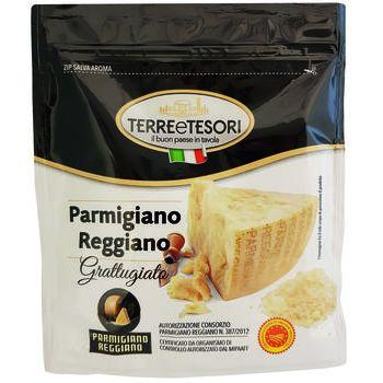 Parmigiano reggiano grattugiato parmareggio