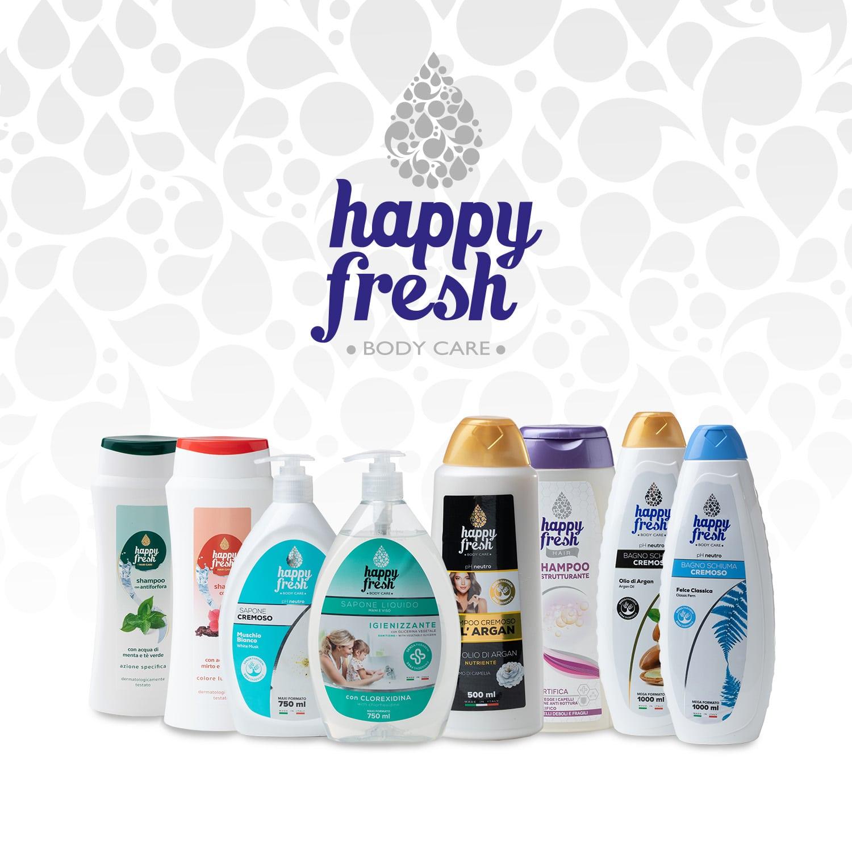 Logo Happy Fresh
