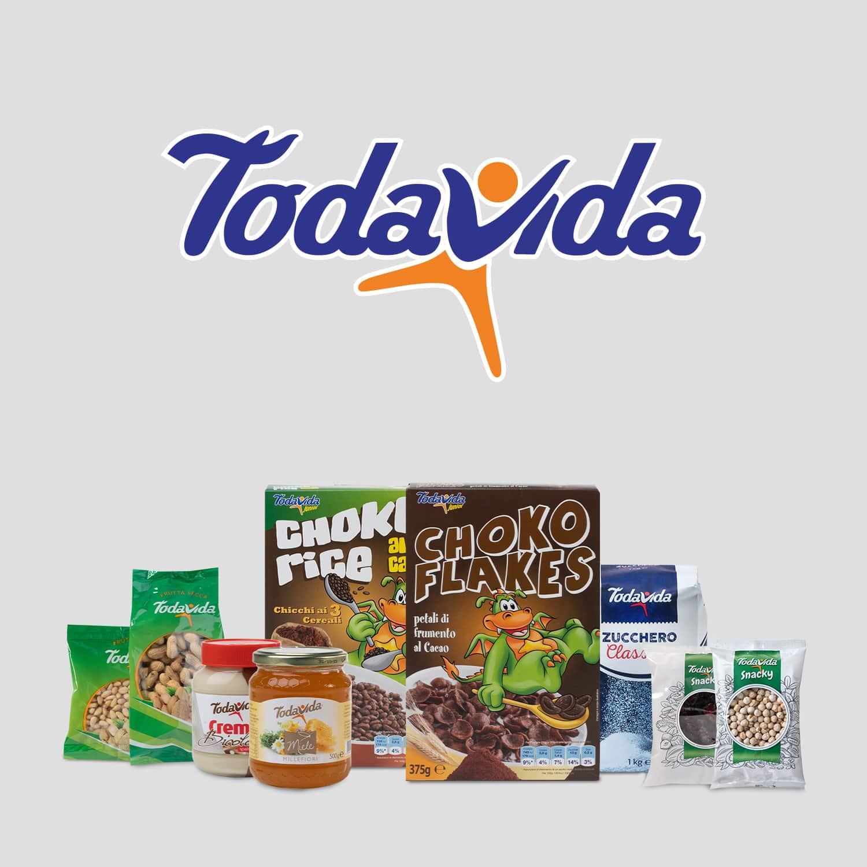 Logo TodaVida