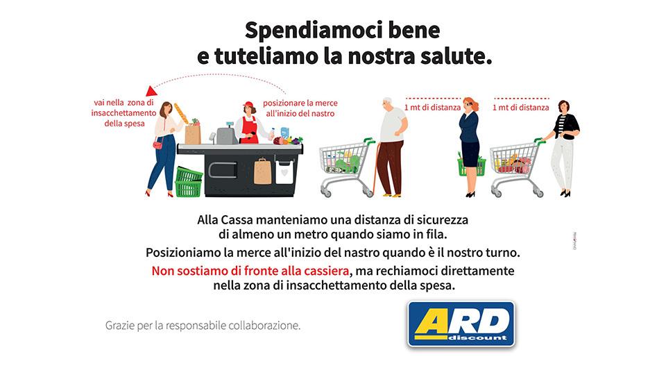 ARD Discount - Emergenza Coronavirus