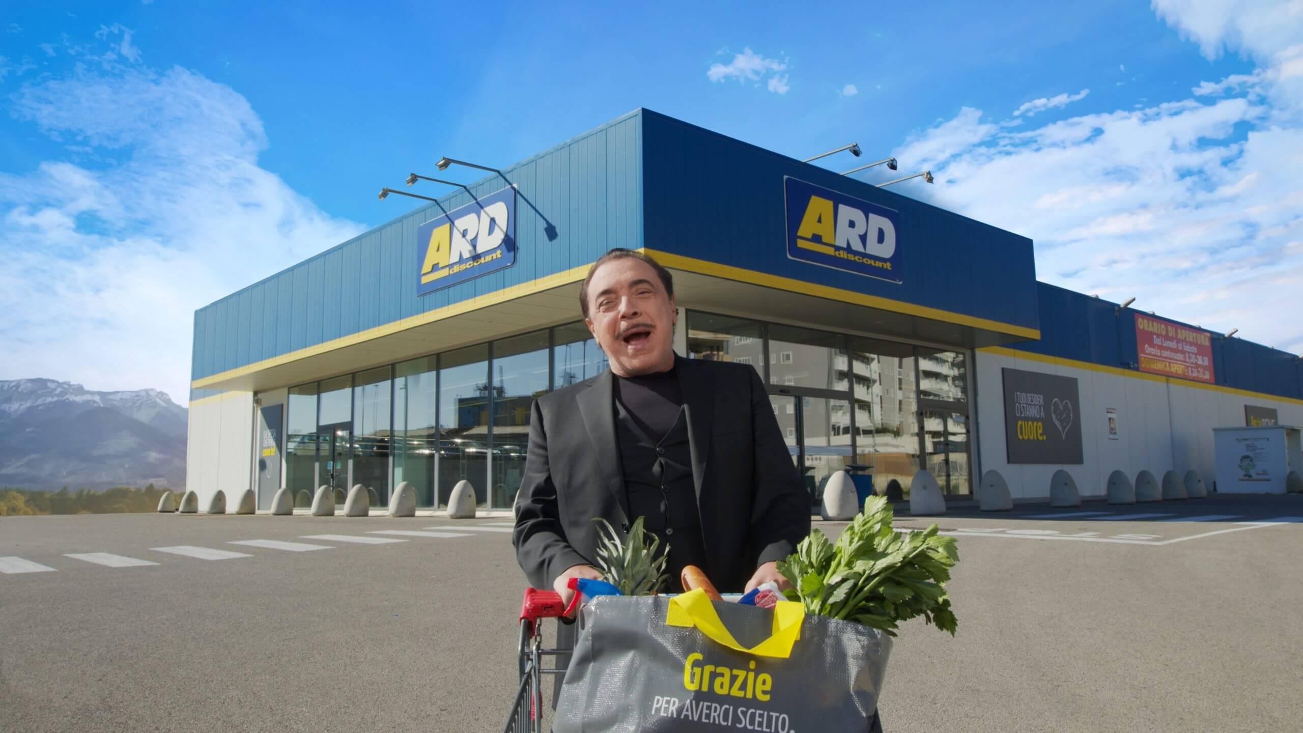 Il nuovo spot di ARD Discount è finalmente arrivato