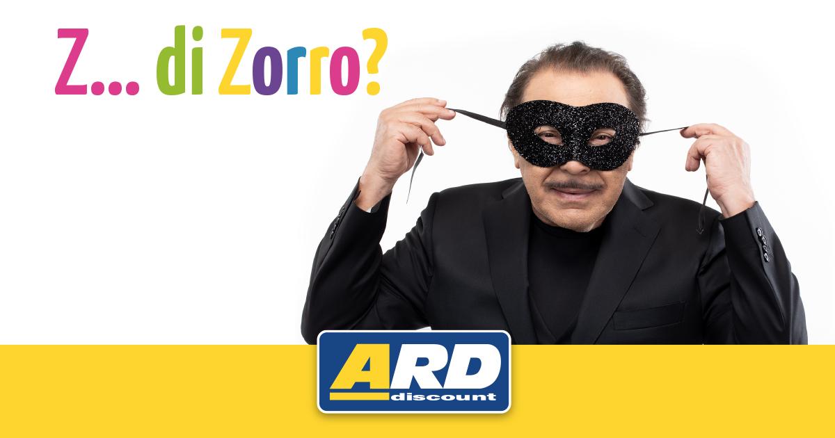 ARD Discount - Arriva il Carnevale in mascheArd!