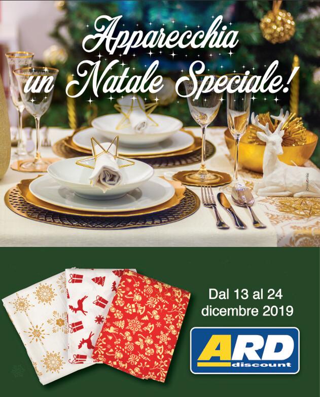 ARD Discount - Apparecchia un natale speciale!