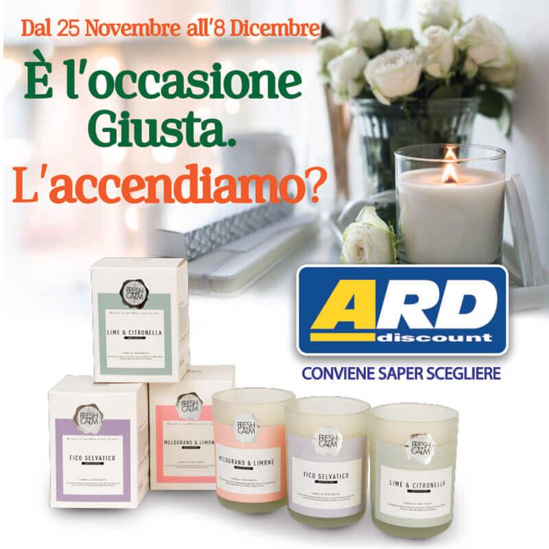 ARD Discount - Da ARD l'atmosfera s'illumina. Scoprite perchè