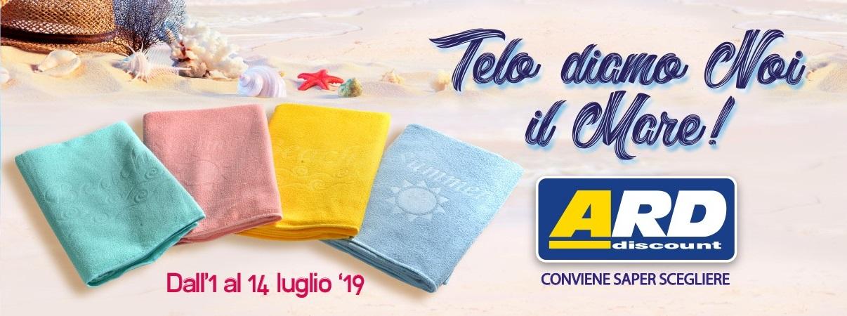 ARD Discount - Telo diamo Noi il Mare!