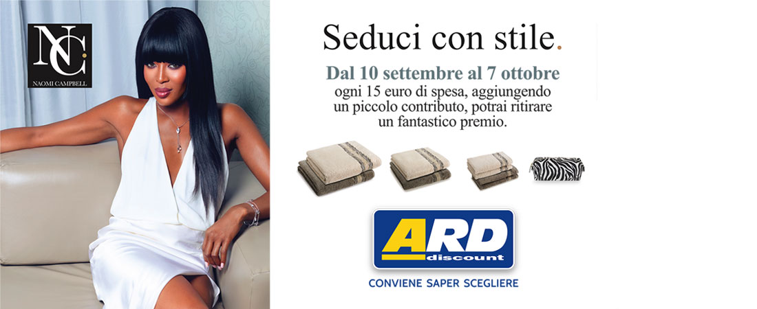 ARD Discount - Seduci con stile