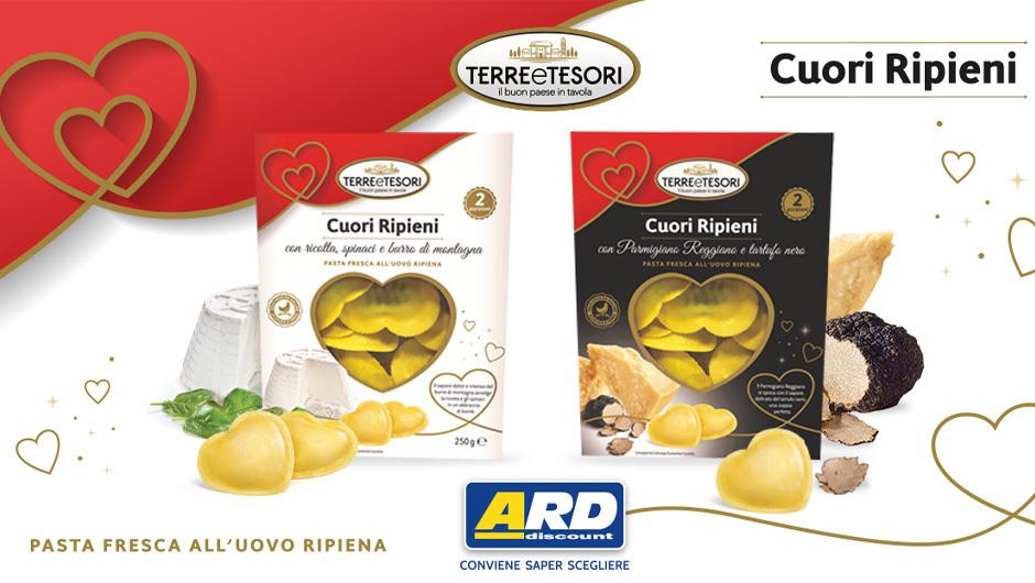 ARD Discount - Cuori ripieni