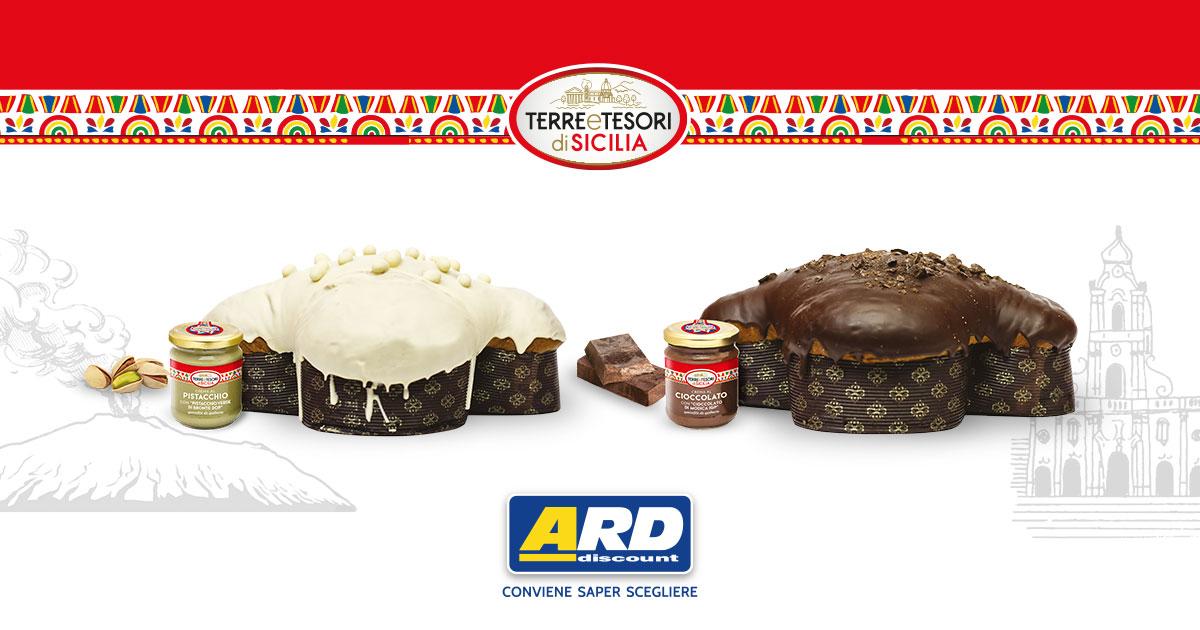 ARD Discount - L'eccellenza siciliana di ARD per le festività pasquali.