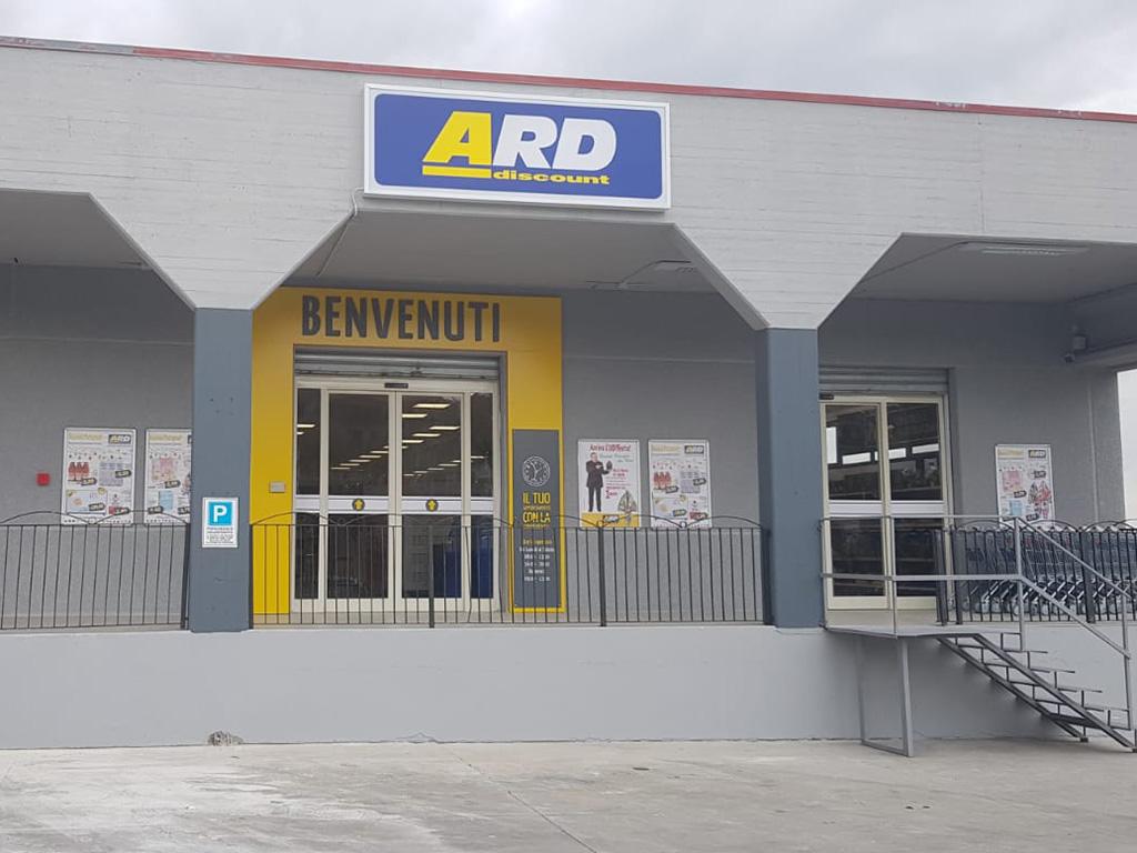ARD arriva in Basilicata - ARD Discount