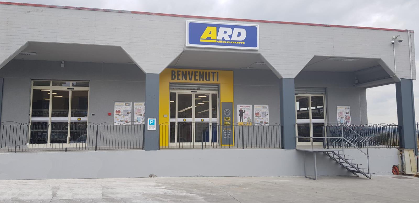 ARD Discount - ARD arriva in Basilicata