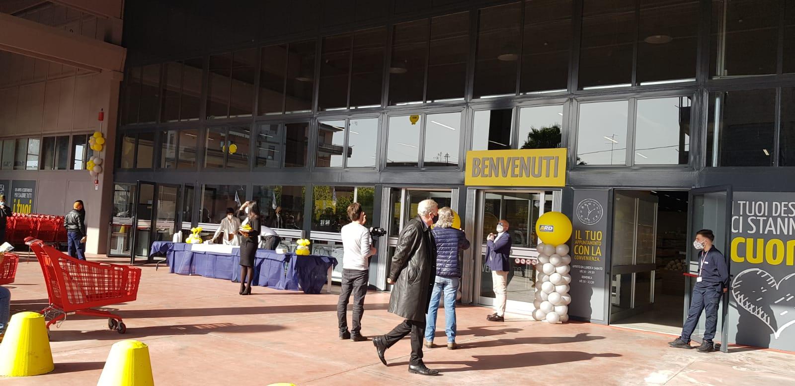 A Montepalma nel catanese apre un nuovo punto vendita ARD - ARD Discount
