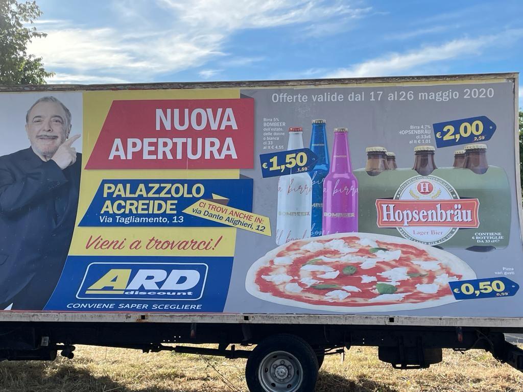 """Anche a Palazzolo Acreide """"Conviene Saper Scegliere"""" - ARD Discount"""