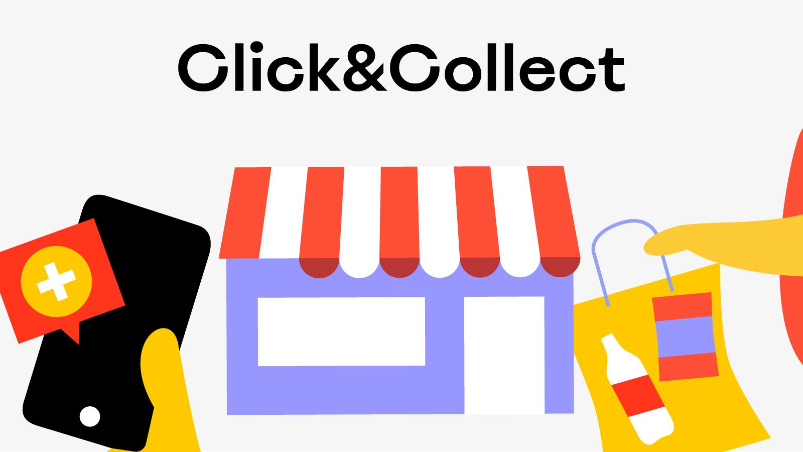 Click & Collect: cos'è e i vantaggi per retailer e GDO