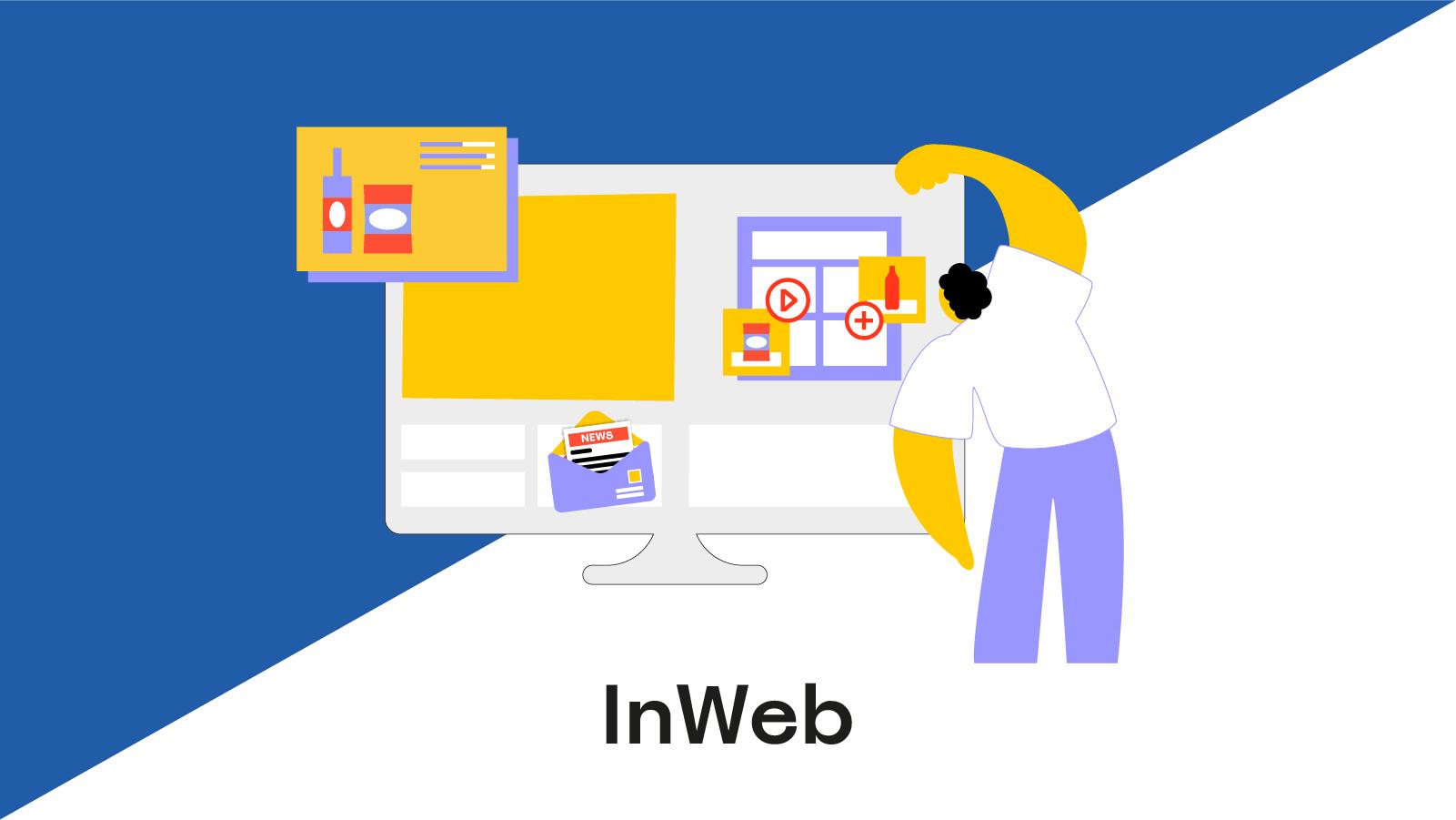 InWeb: Il sito web dinamico e professionale per la tua attività