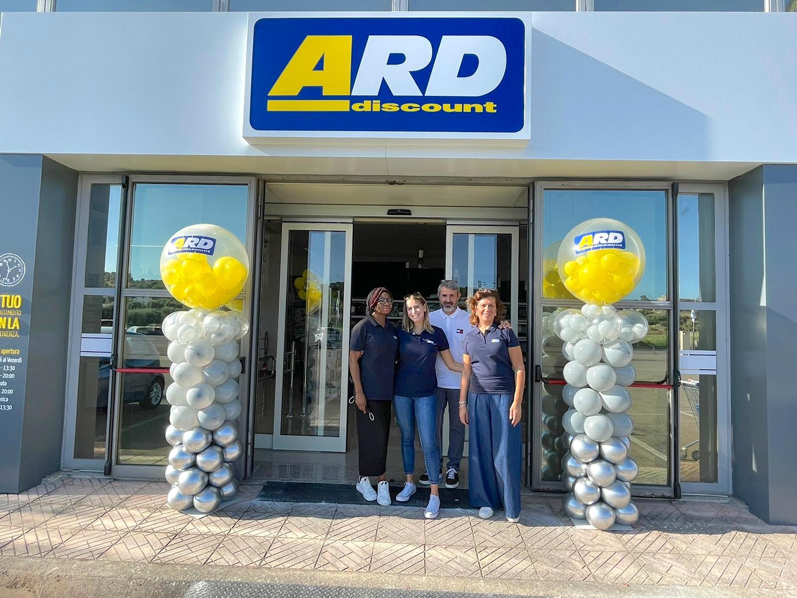 ARD Discount arriva in Puglia. Oggi nuova apertura a Massafra