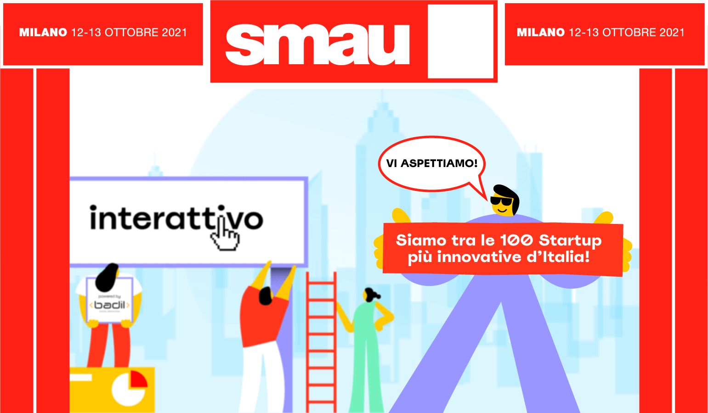 """SMAU 2021 MILANO: BADIL PRESENTA """"INTERATTIVO"""", LA RIVOLUZIONE TECNOLOGICA A SERVIZIO DEL CONSUMER E DEI RETAILER"""