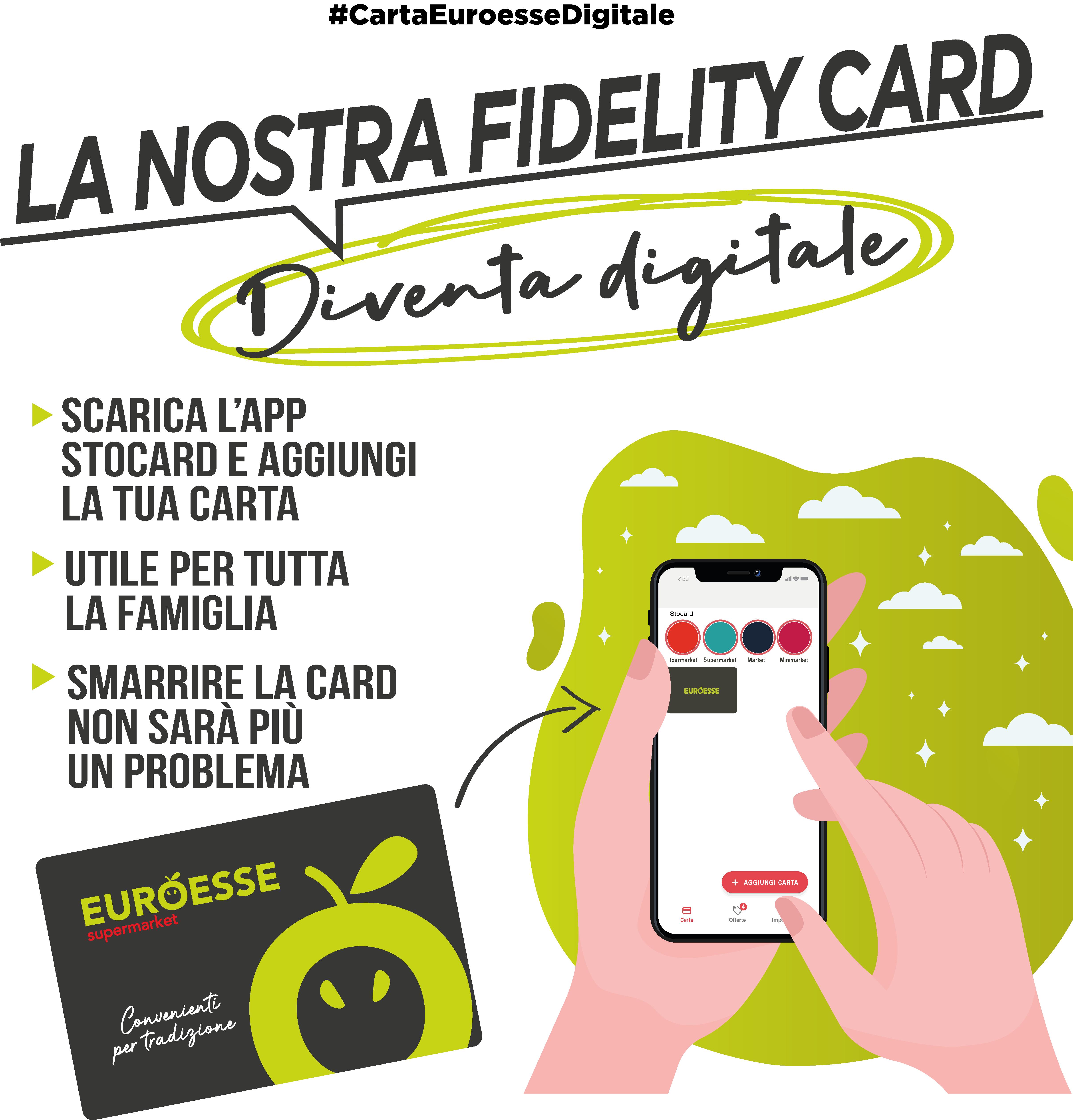 Fidelity Card digitale