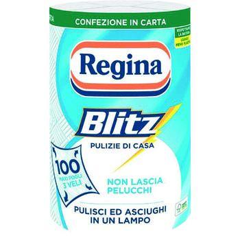regina blitz asciugone 1 rotolo