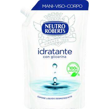 neutro roberts ecoricarica sapone liquido idratante 400 ml