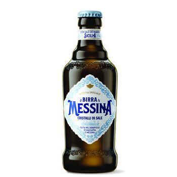 Messina birra cristalli di sale 50 cl
