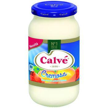 Calvè maionese cremosa 450 gr