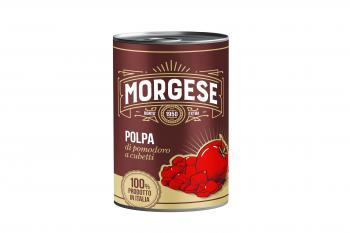 Morgese - Polpa di pomodoro 500 gr