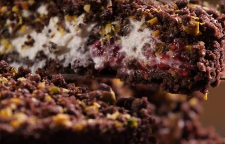 Torta Sbriciolona ai lamponi - ARD Discount